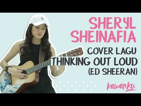 Sheryl Sheinafia Cover Lagu Thinking Out Loud (Ed Sheeran)