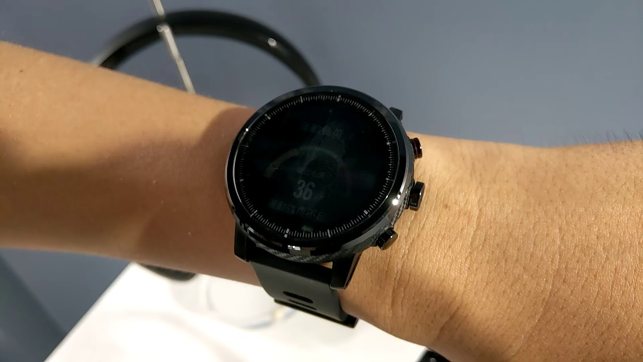 AMAZFIT智慧運動手錶2特色介紹【SOGI手機王】 - YouTube