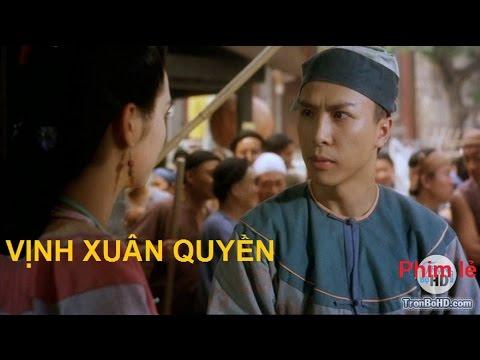 VINH XUAN QUYEN - Phim lẻ cổ trang võ thuật HK gây bão mạng – Thuyết minh lồng tiếng Việt