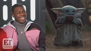 'Star Wars: The Rise Of Skywalker' Cast Reacts To Baby Yoda