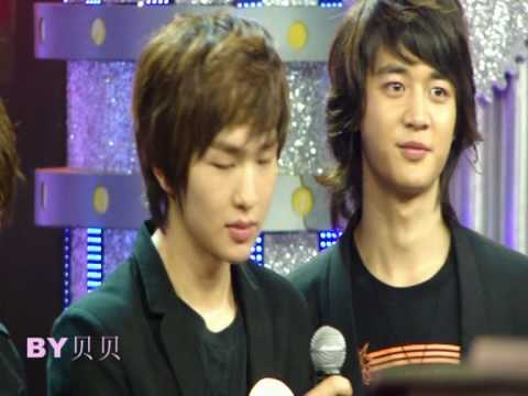 [FANCAM] 100418 SHINee Onew singing Jay Chou's