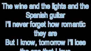 Sarah Connor Just one last dance Lyrics:::safaa iraq