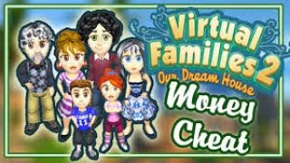 VIRTUAL FAMILIES 2 HOUSE TOUR