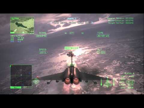 Ace Combat 6 - DLC Co-op Battle 2 (2015-01-30)