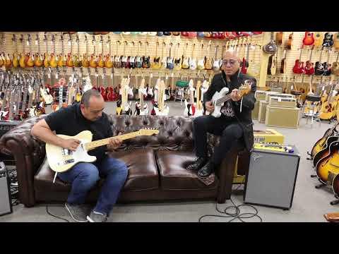 Chris Branian | Ron DeJesus | Carmine Rojas at Norman's Rare Guitars