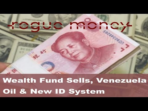Rogue Mornings - Wealth Fund Sells, Venezuela's Oil & New ID System  (10/04/2017)