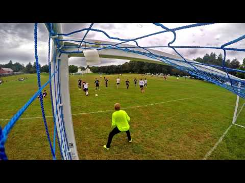 Lisandro Chihuahua's Goal - Oakwood Friends School Soccer
