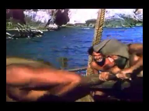 Ulisse e le sirene Kirk Douglas   1954