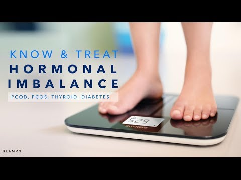 Hormonal Imbalance That Cause Weight Gain | PCOD, PCOS, THYROID, DIABETES