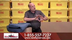 Movers Tips: How to Protect Floors, Walls and Corners During a Commercial Move