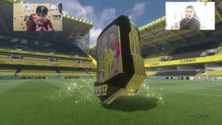 FIFA17 FUT CHAMPIONS TOTW PACKOPENING WITH OVVY!!