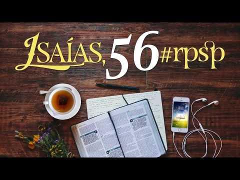 Isaías 56 - Reavivados Por Sua Palavra