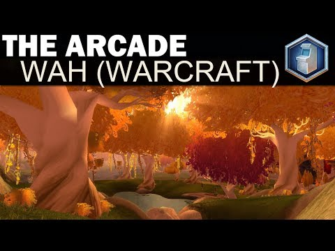 The Arcade (StarCraft 2) - WarCraft: Alliance & Horde - Eversong Forest (WAH)