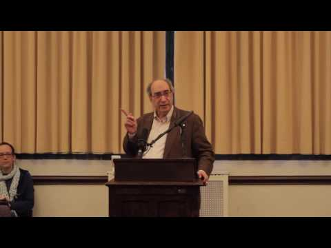 Lecture by Stephen Burt, 1.20.16