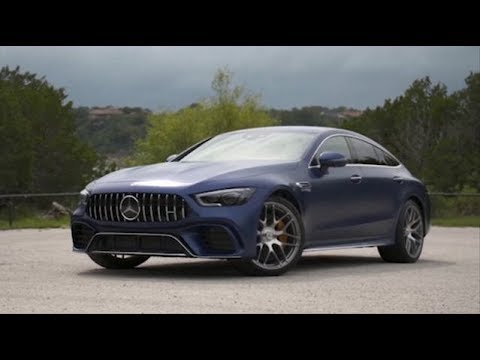 5 Things the New Mercedes-AMG GT 4-Door Coupe Does Better than the Porsche Panamera