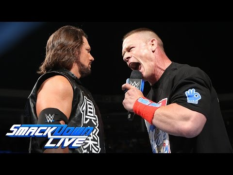 AJ Styles issues a huge SummerSlam...