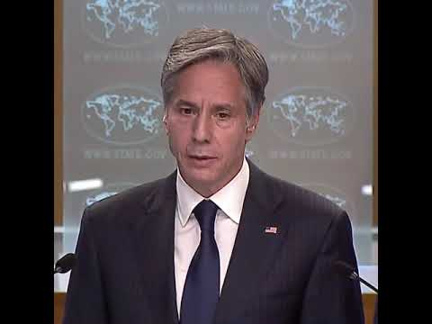 """State Dept. Believes Taliban Government Will Be """"Inclusive"""""""