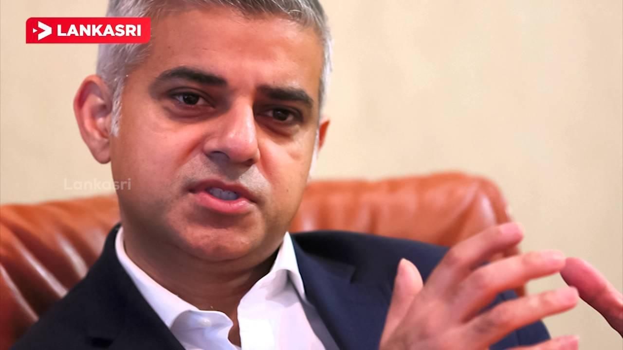 Labour's Sadiq Khan elected mayor of London