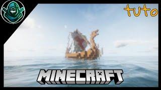 Télécharger les instructions et catalogues lego des années 1950 à l'heure actuelle. Minecraft Comment Faire Un Bateau Viking Toutes Plateformes Youtube