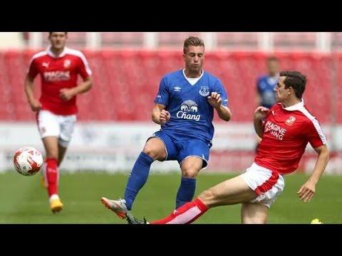 LOANWATCH:Jordan Williams vs Everton