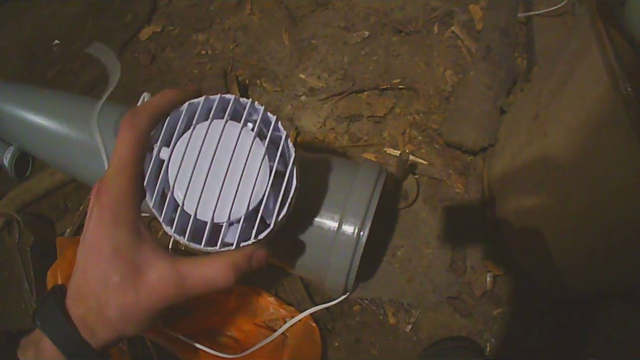 вентилятор для погреба