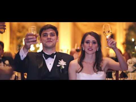 Washington D.C. Wedding Video at the Chevy Chase Club