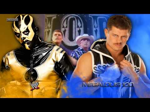 Cody Rhodes and Goldust 2nd WWE Theme Song - ''Gold and Smoke'' (Arena Effects) With Download Link