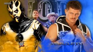 Cody Rhodes and Goldust 2nd WWE Theme Song -