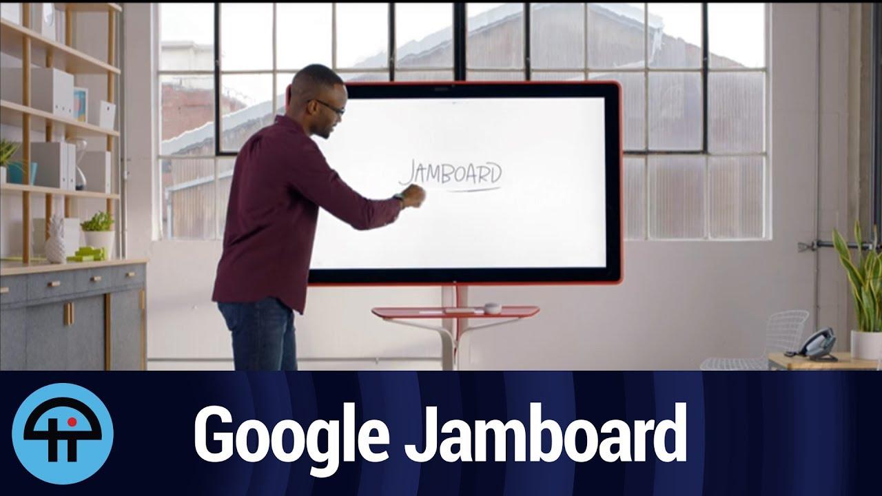 Jamboard: Google's Smart Whiteboard
