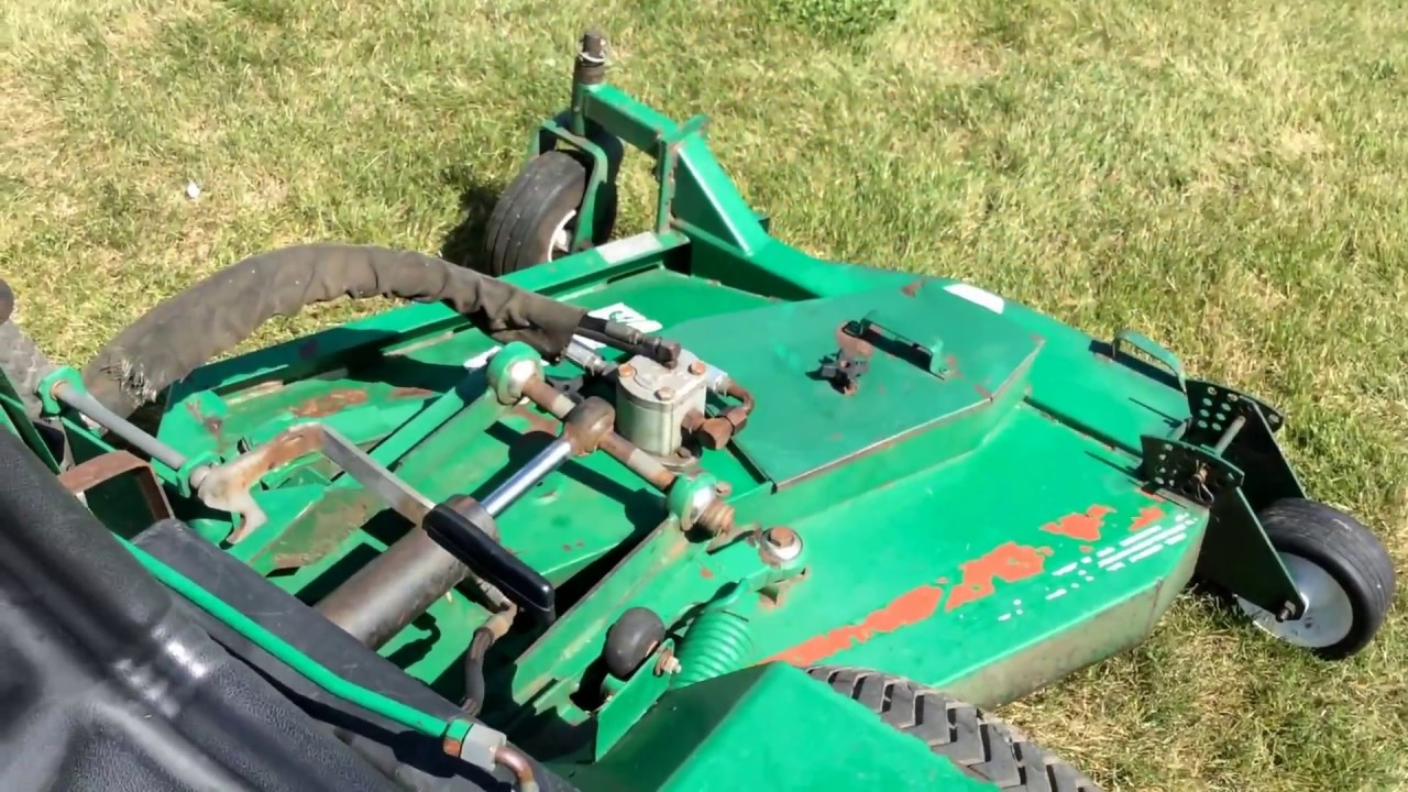 Ransomes Cushman 6150 | For Sale | Online Auction