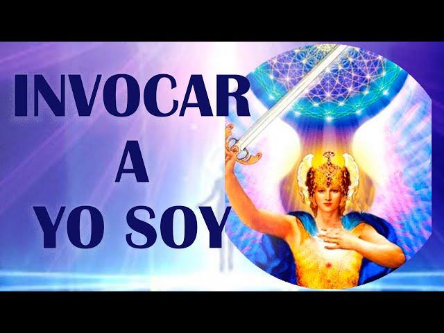 Invoquen a: Yo Soy Dios en su propio corazón. Miguel Arcangel