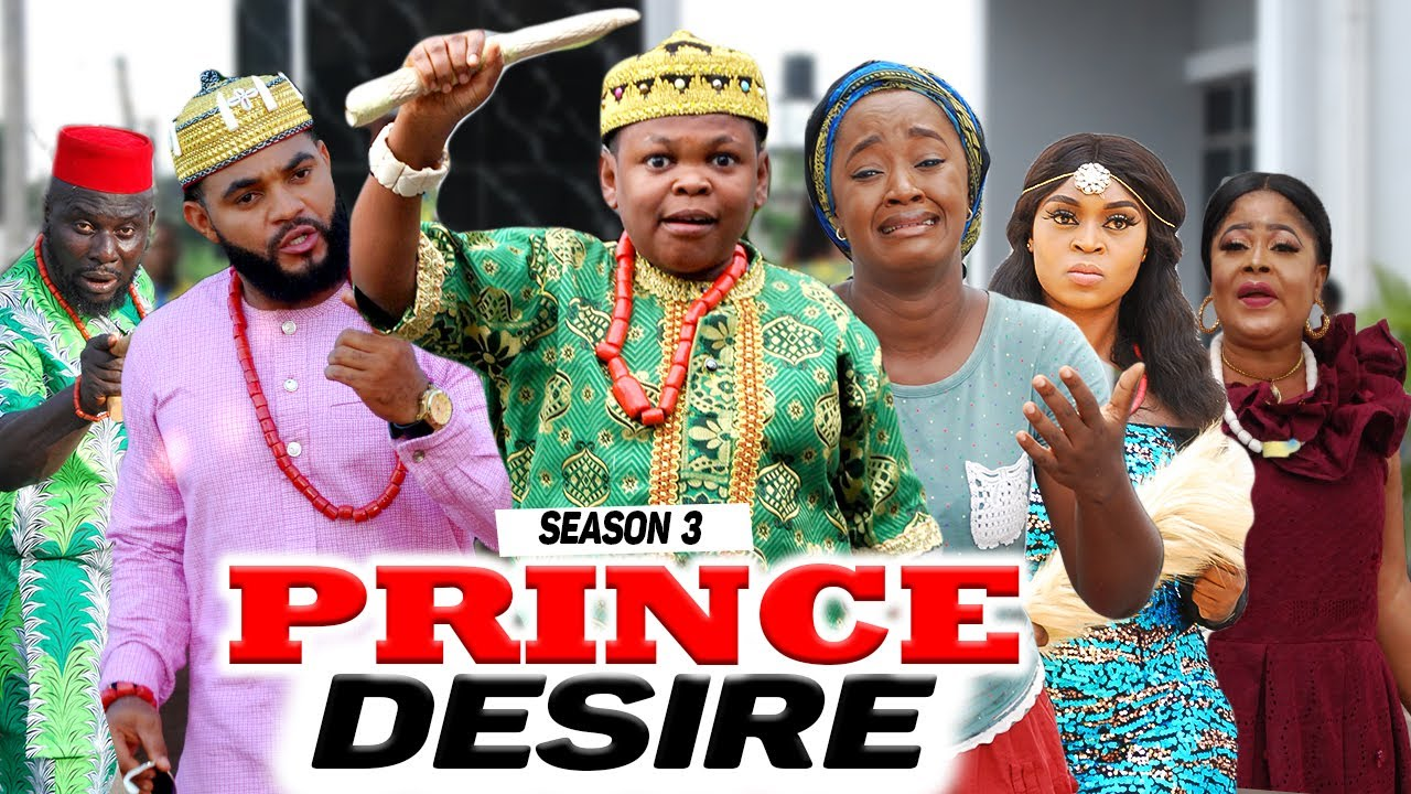 Download PRINCE DESIRE 3 - 2020 LATEST NIGERIAN NOLLYWOOD MOVIES