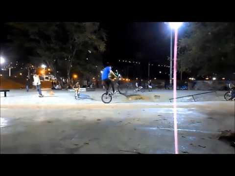 SANTIAGO GONZALEZ BMX EDIT 2014