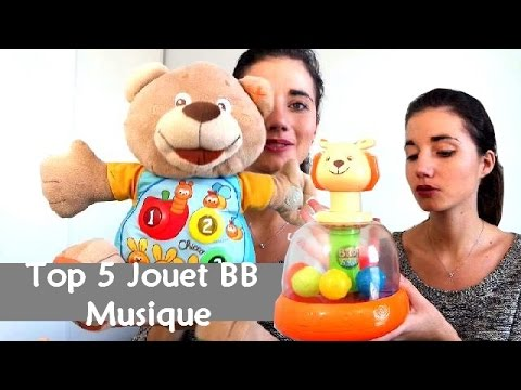 top 5 jouets b b musique youtube. Black Bedroom Furniture Sets. Home Design Ideas