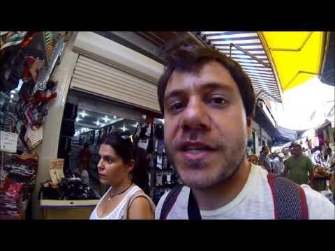 Travel Vlog - Smirni (Izmir), Turkey
