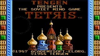 TETЯIS: The Soviet Mind Game