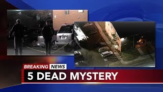 5 family members murdered inside Pa. apartment