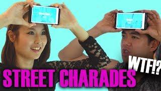 Street Charades | WTF!? S2 #9 | Happy-TV