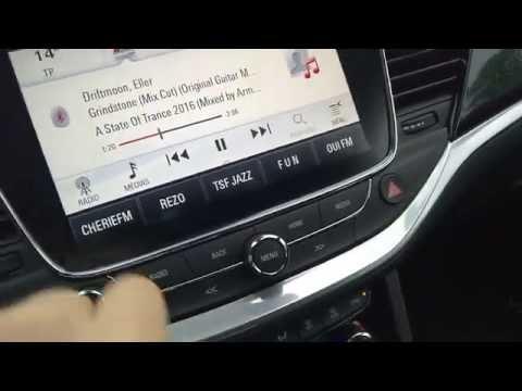 Opel Astra K Sound Navi 900