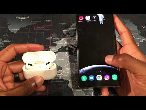 Top 4 Airpods Pro Apps For ANDROID
