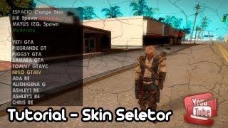 Como Descargar e Instalar Skin Selector + Como Usarlo + Como Agregar Skins (Bien Explicado)