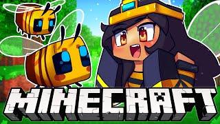 The QUEEN OF BEES | Minecraft Hardcore Survival | Episode 2