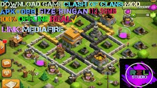 Gambar cover Download Game Clash Of Clans Offline