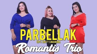 Romantis Trio - Parbellak (Official Music Video ) | Lagu Batak Terbaru