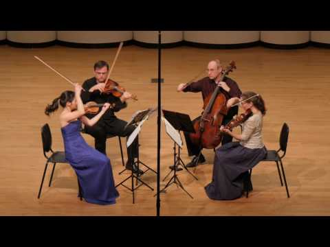 Beethoven String Quartet in C Minor, Op. 18 No. 4