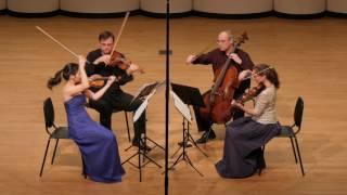 Beethoven String Quartet in C Minor, Op. 18 No. 4
