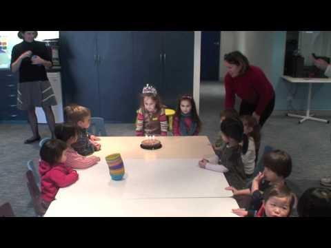 Mandarin For Kids - Happy Birthday Song