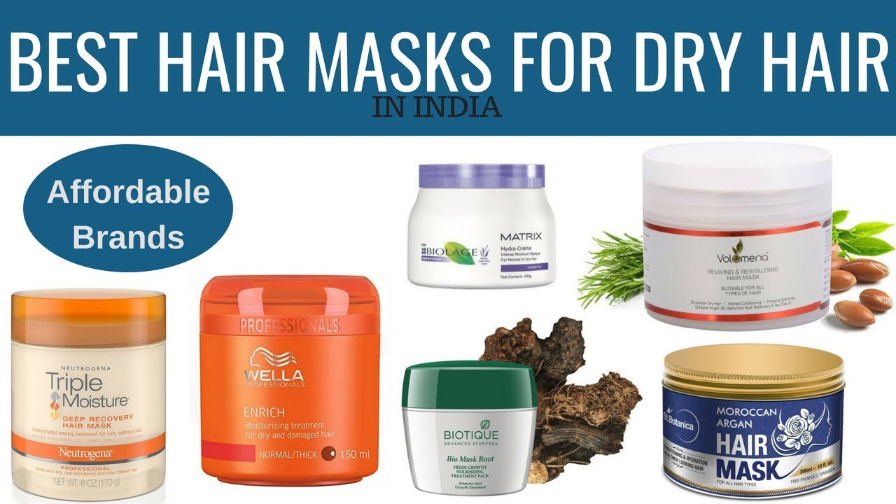 10 Best Hair Masks Available In India For Dry, Frizzy Hair 10 Best Hair Masks Available In India For Dry, Frizzy Hair new pics