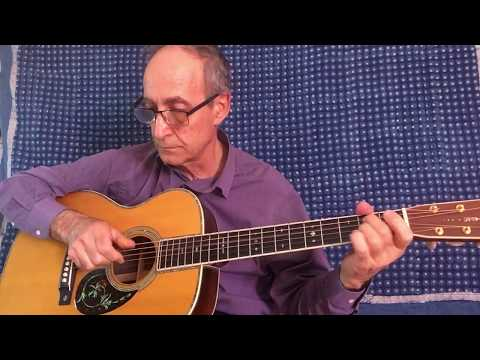 Georgia Camp Meeting - Stefan Grossman - Guitar Eric Zilio - Martin OM45
