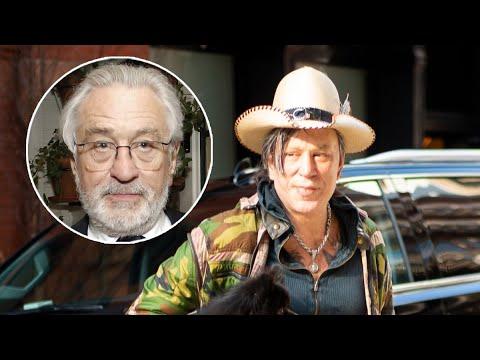 Mickey Rourke reignites feud with Robert De Niro, calls 'Irishman ...
